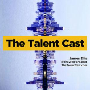 The Talent Cast logo