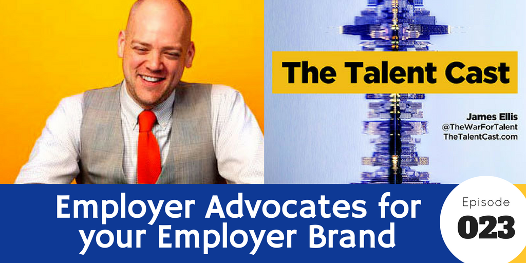 Employer Advocates for your Employer Brand