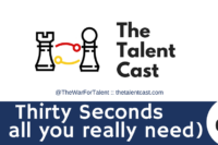 Thirty seconds is all you need for your employer brand