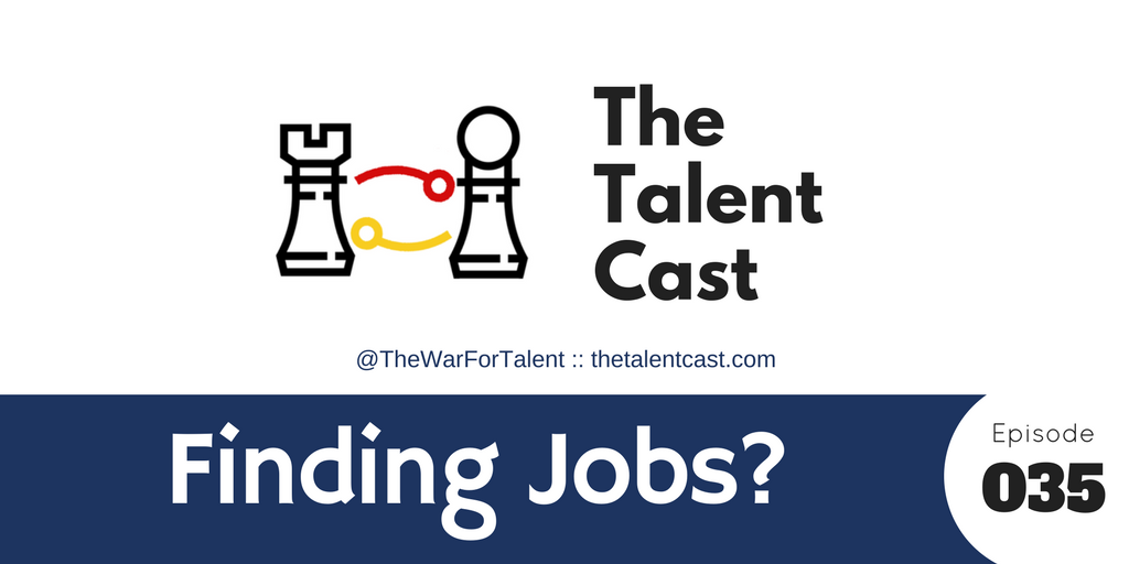 Episode 035 – Finding Jobs