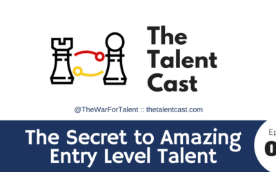 EP 064 – The Secret to Amazing Entry Level Talent