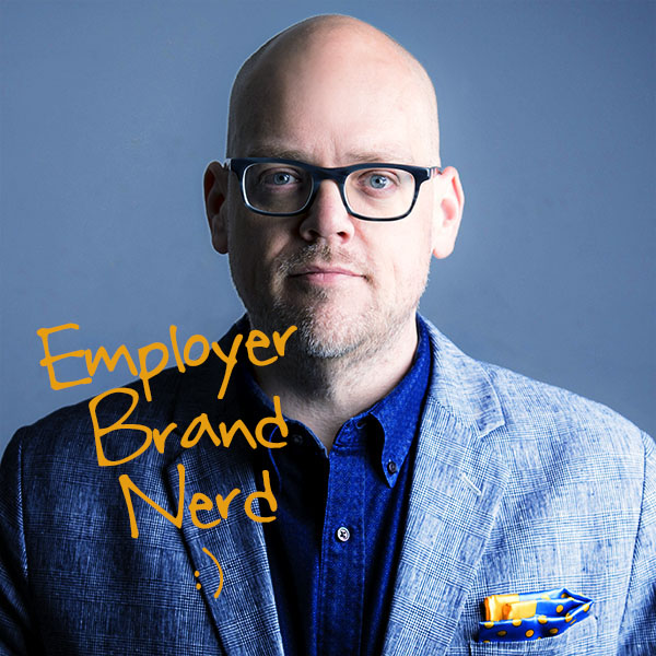 James Ellis, Employer Brand Nerd