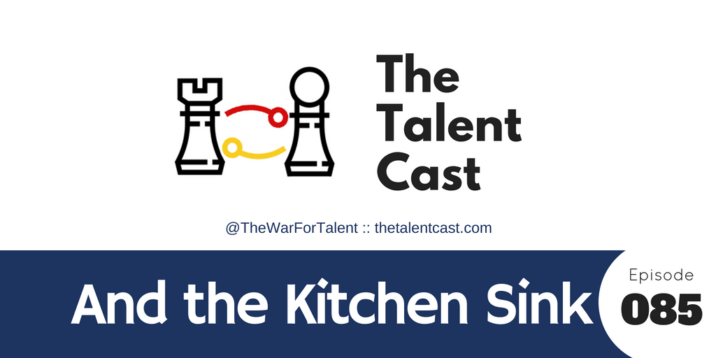 EP 085 – And The Kitchen Sink