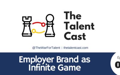 EP 086 – Employer Brand As Infinite Game