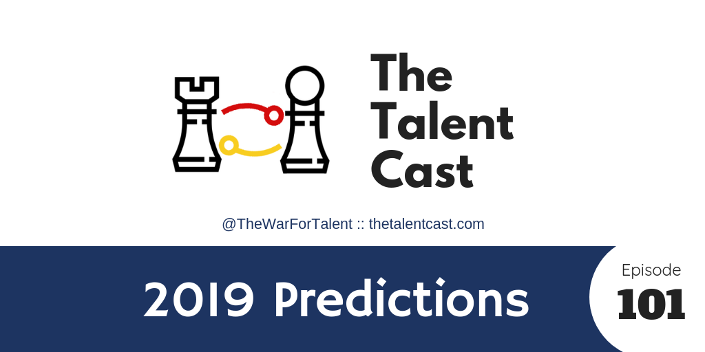 EP 101 – 2019 Predictions
