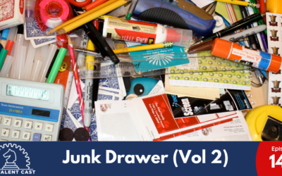 EP 145 – The Junk Drawer Episode (Vol 2)