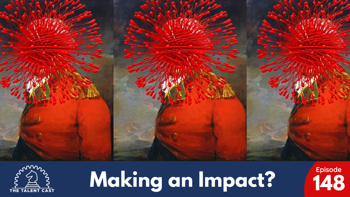 Why is everyone's employer brand trying to get us to believe we can make an impact?