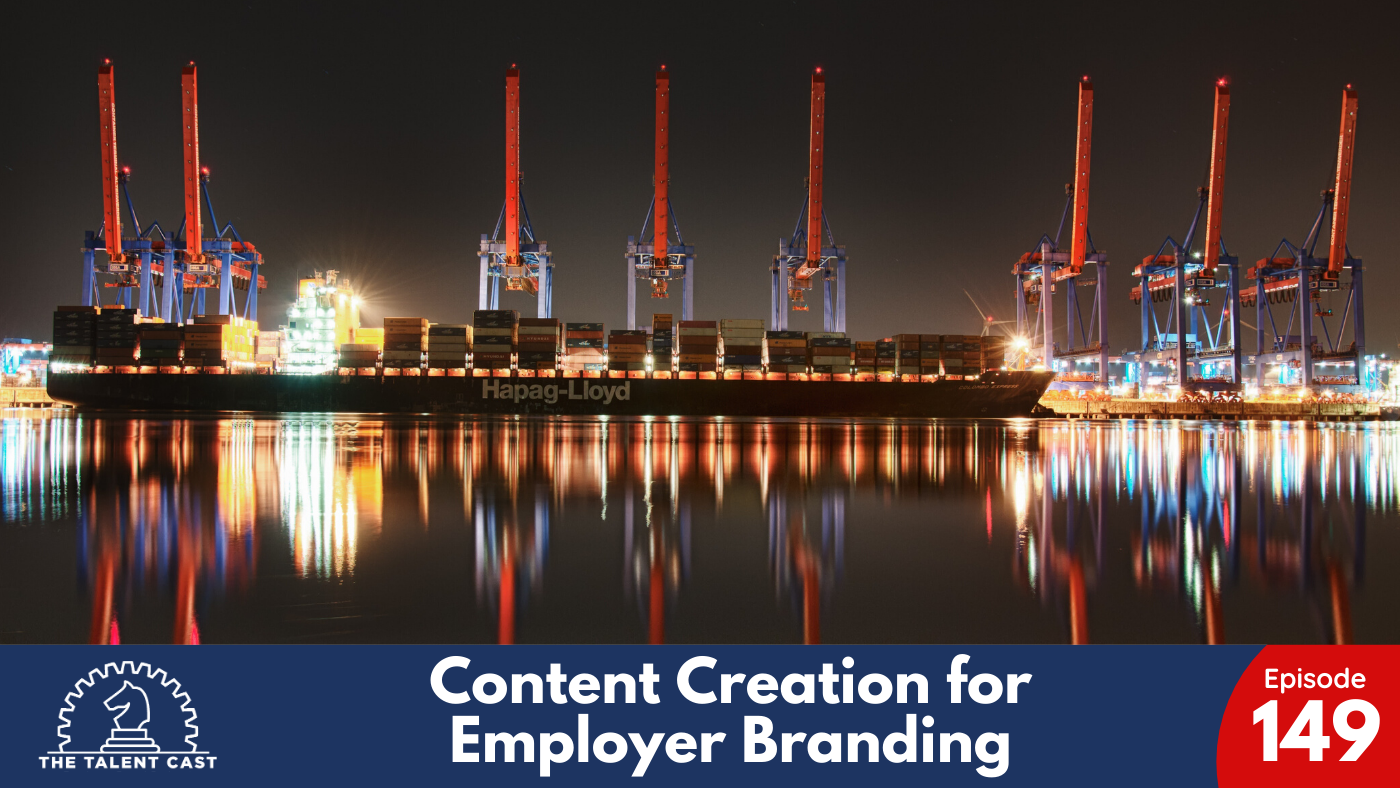 Content Creation for Employer Branding