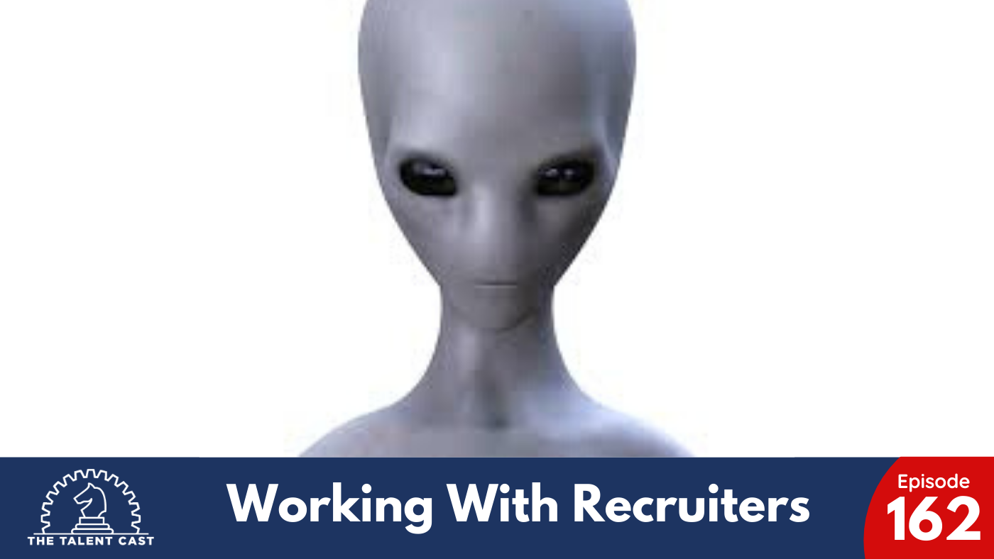 How to work with recruiters