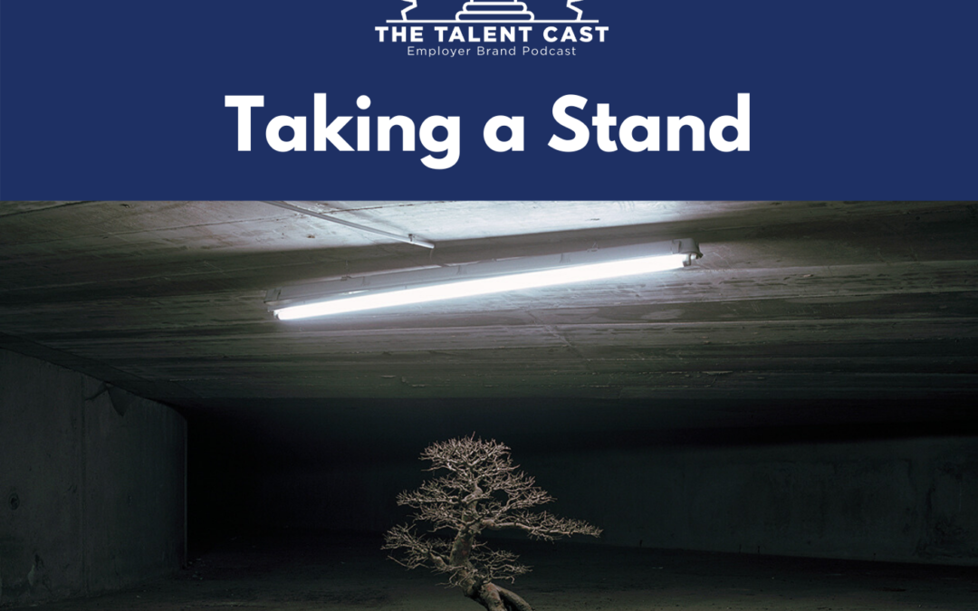 EP 180 – Taking a Stand