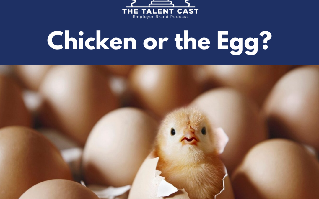 EP 182 – Chicken or the Egg?