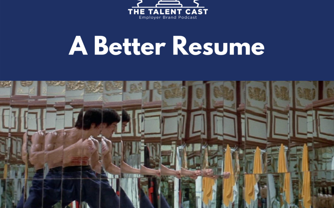 EP 190 – A Better Resume