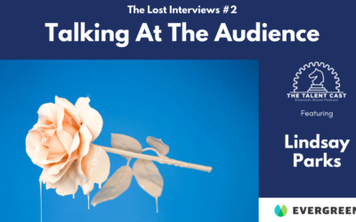 Talking At The Audience: The Lost Interviews #2 – Lindsay Parks